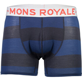 Mons Royale M's Hold 'em Shorty Ink Stripe